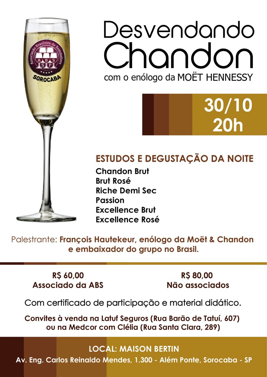 Desvendando Chandon