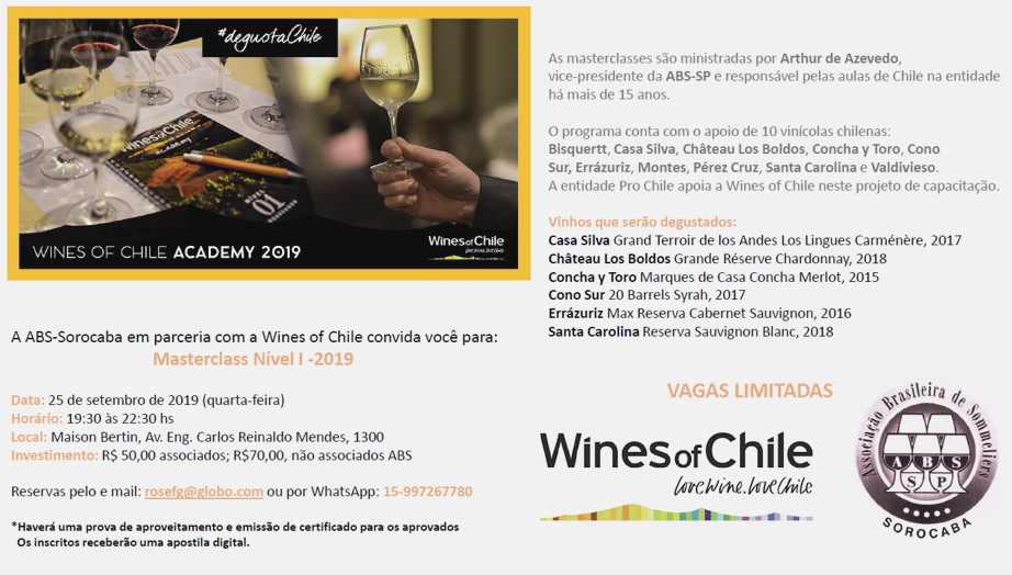 Wines of Chile - Academy
